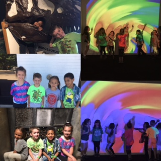 Frist Grade loves the Science Museum